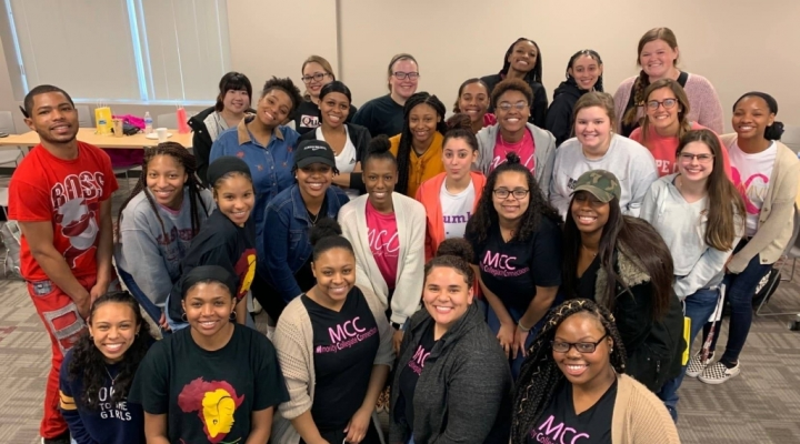 AFA Club and MCC co-hosted Ladies Night, 2/19/19