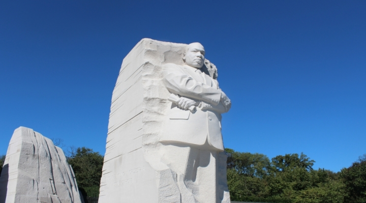 MLK Memorial in DC