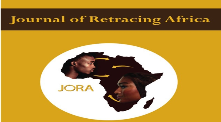 Journal of Retracing African (JORA) banner