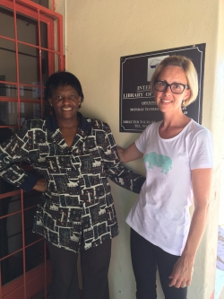Nicola Mason's journey in South Africa